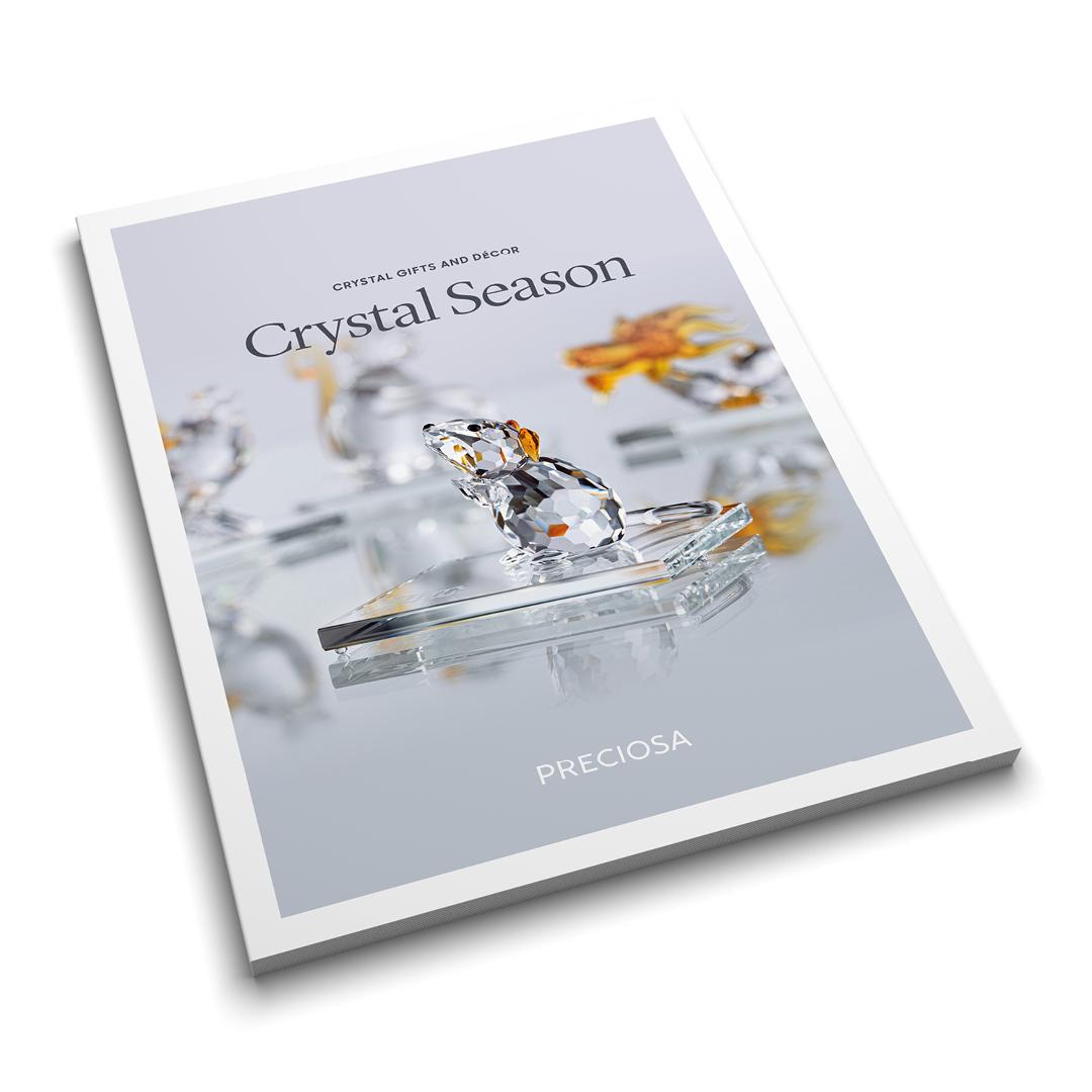 Kolekce dekorací Crystal Season
