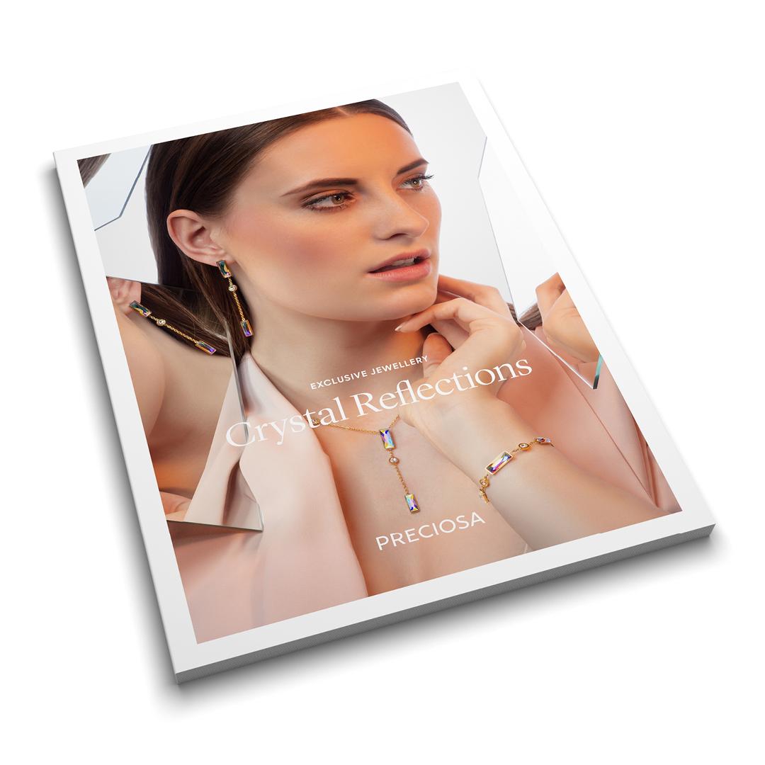 Kolekce šperků Crystal Reflections